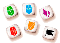 BattleLore Dice