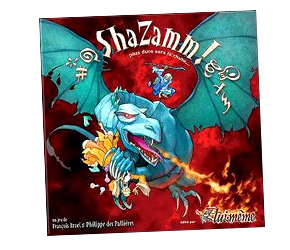 Shazamm!