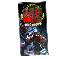 Space Hulk: Death Angel The Card Game