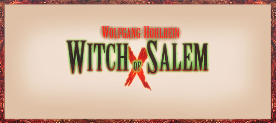 Witch of Salem