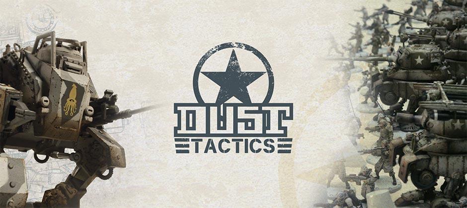 Dust Tactics 2nd Edition
