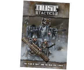 Dust Tactics Second Edition