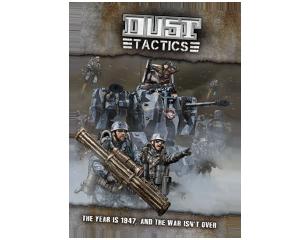 Dust Tactics Second Edition