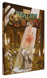 WFRP Realms of Sorcery