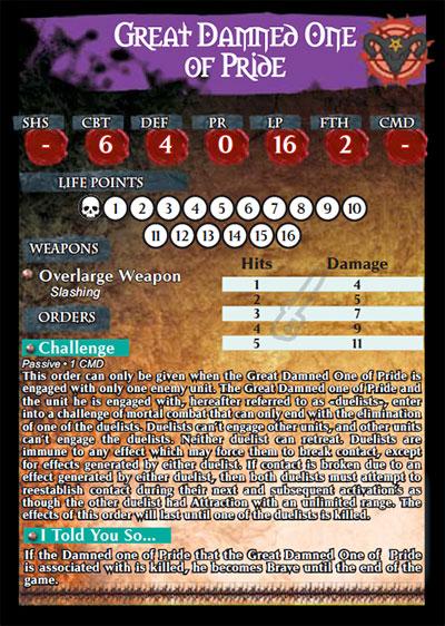Hell Dorado card