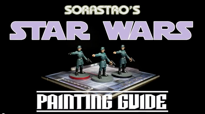 Sorastro Painting Guide