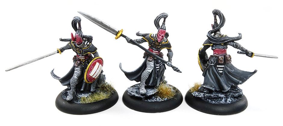 Nasier Hakar Swordsmen