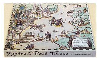 Empire of the Petal Throne
