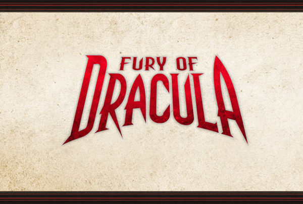 Fury of Dracula Third Edition
