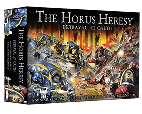 The Horus Heresy: Betrayal at Calth