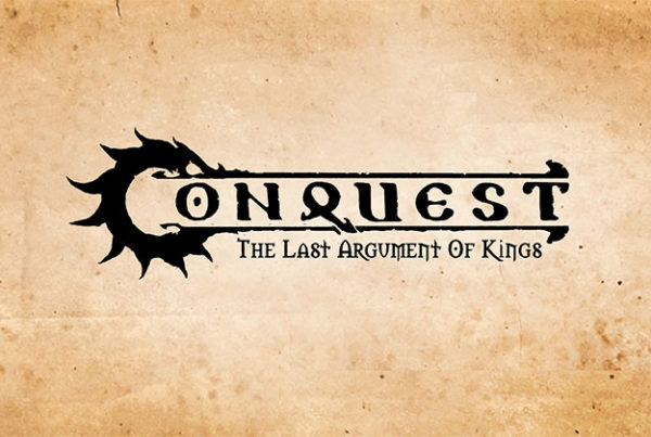 Conquest: The Last Argument of Kings