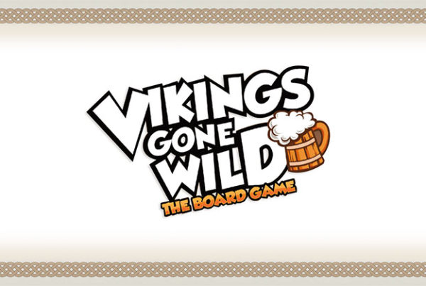 Vikings Gone Wild: The Board Game