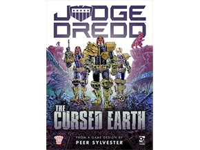 Judge Dredd: The Cursed Earth